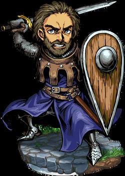 Sir Owain Figure