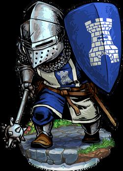 Sir Persant Figure