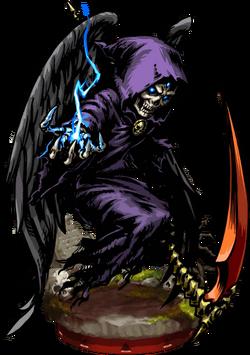 Azrael the Reaper Figure