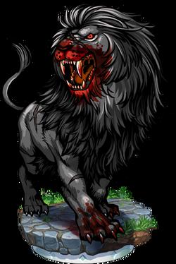 Nemean Lion Figure