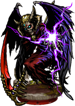 Azrael the Executioner II Figure