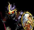 Skeleton Spearman III