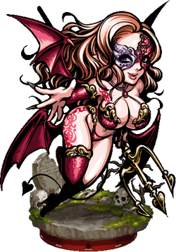 Meridiana the Seductress II Figure