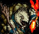 Lizardman Warlock