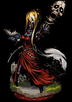 Wight Mage II Figure