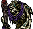 Gorilla Skeleton III