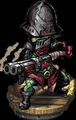 Goblin Gunner II Figure