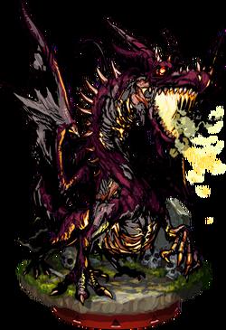 Lich Dragon Figure