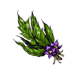 Mandrake Leaf
