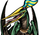 Lizardman Glider II