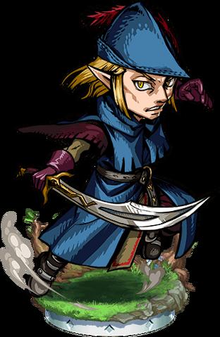File:Elven Warrior III Figure.png