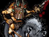 Hyena Rider