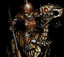 Skeleton Cavalier
