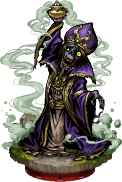 Draal the Lich Figure