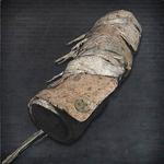Перчатки оборванного бродяги - табл