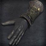Перчатки охотника - табл