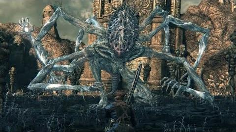 Bloodborne Amygdala Boss Fight