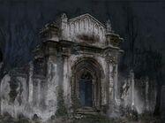 Forbidden Grave concept art 2