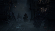 Foggy Alley Bloodborne