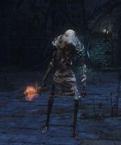 Labyrinth Watcher WR, Dagger