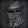 Шляпа черной церкви - табл