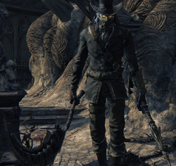 Piercing Rifle Hunter