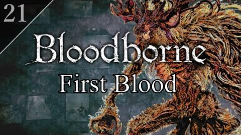 Bloodborne First Blood (21) - Research Prison & Laurence, The First Vicar