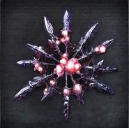 Murky Radial Cursed Blood Gems 5