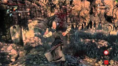 Bloodborne - Hemwick Graveyard Gameplay