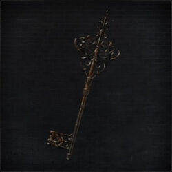 Oedon Tomb Key