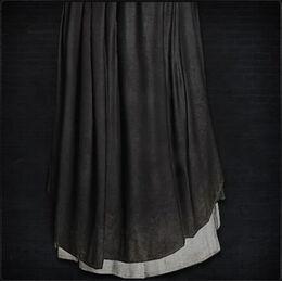 Black Church Dress