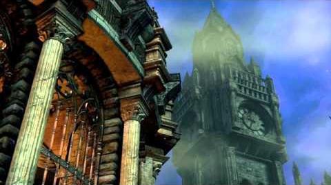 Cathedral ward - Bloodborne