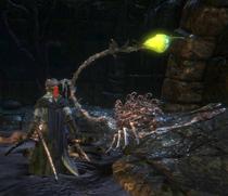 Gravekeeper Scorpion №1