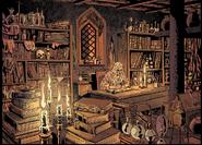 Doctor Alfredius's Lab