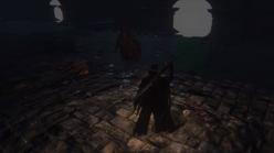 Chalice Beast (Bloodborne Cut content)
