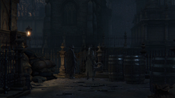Eileen location Bloodborne