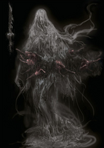 Evil Labyrinth Spirit concept