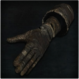 Yahar'gul Black Gloves