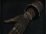 Yahar'gul Black Gloves