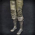 Парадные штаны старого охотника
