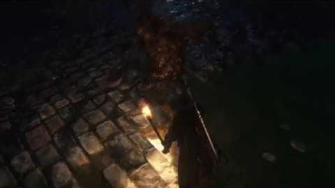 Bloodborne - Unused Chalice Beast