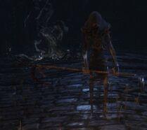 Labyrinth Watcher DR, Halberd