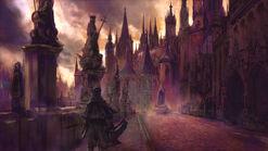 Bloodborne CathedralWard