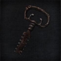 Underground Cell Key-0