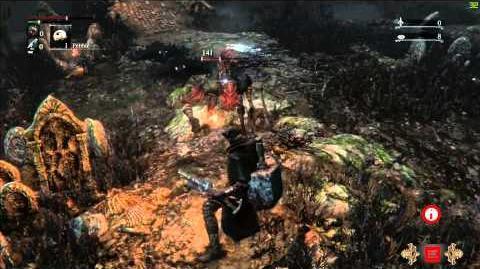 Bloodborne - Forbidden Woods Gameplay