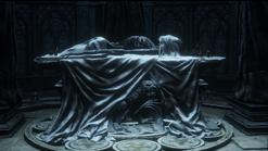 Wolf Figure Under The Bed Bloodborne 1