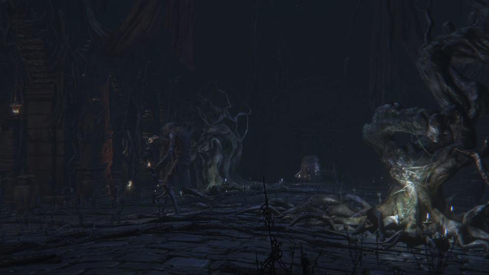 Cursed Pthumerian Defilement | Bloodborne Wiki | Fandom