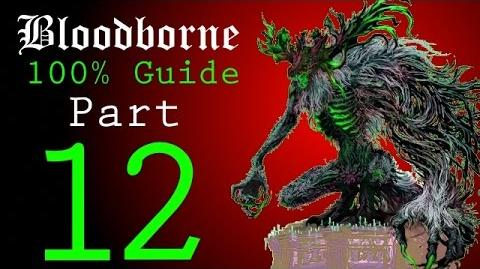 Bloodborne - Walkthrough 12 - Lecture Building and Nightmare Frontier to Amygdala Boss Battle
