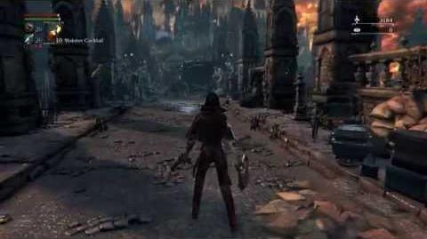 Bloodborne - Everything Possible in... Central Yharnam (Part 1)