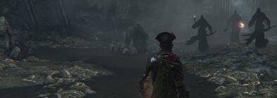 Bloodborne walkthrough shadow of yharnam hero image